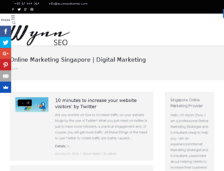 wynnseo.com screenshot