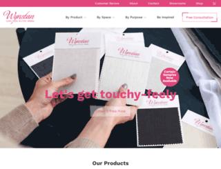 wynstan.com.au screenshot
