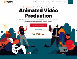 wyzowl.com screenshot