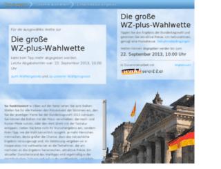 wz.wahlwette.net screenshot