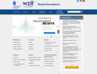 wzr.pl screenshot