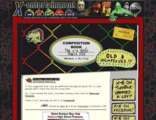 x-entertainment.com screenshot