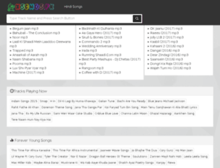 x-songs.pk screenshot