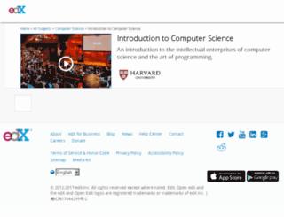 x.cs50.net screenshot