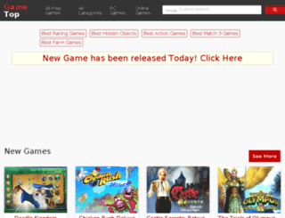 x.gametop.com screenshot
