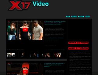 x17video.com screenshot