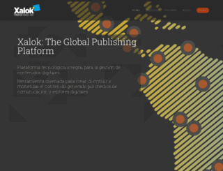 xalok.com screenshot