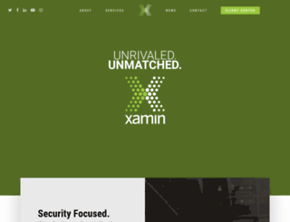 xamin.com screenshot