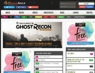 xblaster.trucoteca.com screenshot