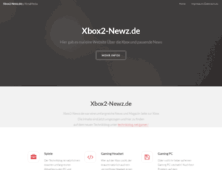 xbox2-newz.de screenshot