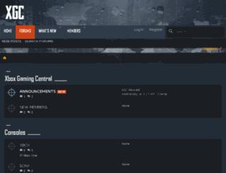 xboxgamingcentral.com screenshot