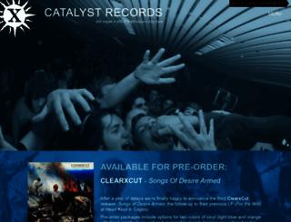 xcatalystx.com screenshot