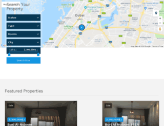 xceedproperties.com screenshot