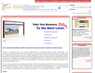 xcellextech.com screenshot