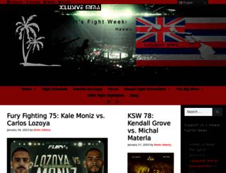 xclusivemma.com screenshot