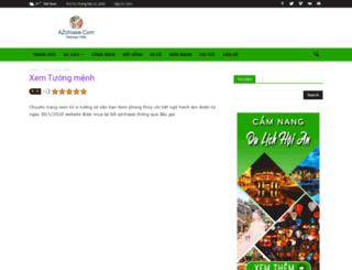 xemtuongmenh.net screenshot
