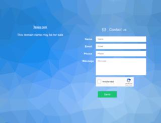 xenos.com screenshot