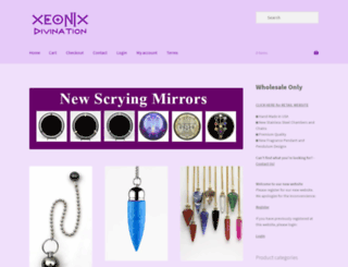 xeonixinc.com screenshot