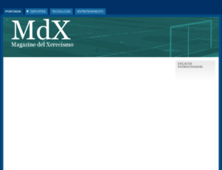 xerecismo.com screenshot