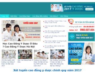 xettuyenyduoc.com screenshot