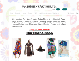 xfactorwholesale.co.uk screenshot