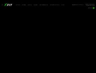 xfit.ru screenshot