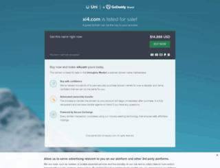 xi4.com screenshot