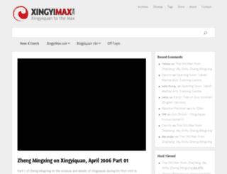 xingyimax.com screenshot