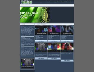 xionusa.com screenshot
