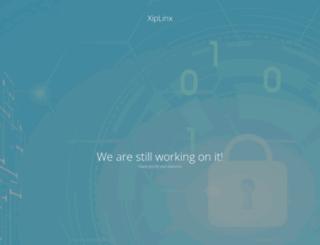 xiplinx.com screenshot