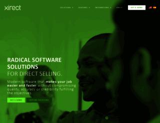 xirectss.com screenshot