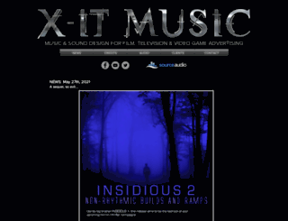 xitmusic.com screenshot