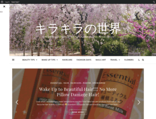 xkiyora.com screenshot