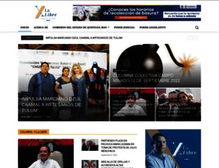 xlalibre.com screenshot