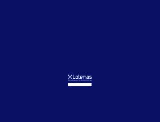 xloterias.com.br screenshot