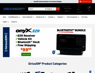 xm-radio-satellite.com screenshot