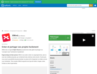 xmind.softonic.fr screenshot