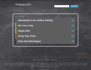 xml.thepay.biz screenshot