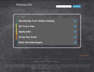xml.thepay.biz screenshot