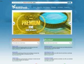 xml2.marsfeeds.com screenshot