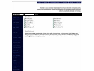 xoxide.com screenshot