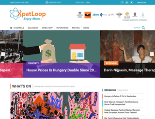 xpatloop.com screenshot