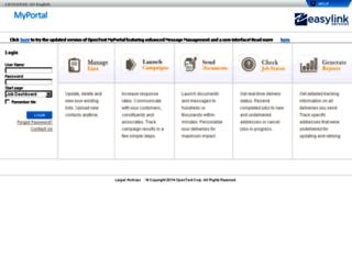 xpedite.com screenshot
