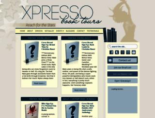 xpressobooktours.com screenshot