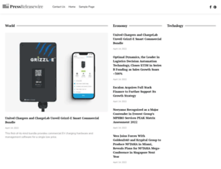 xpressreleasewire.com screenshot
