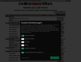 xs1100-forum.de screenshot