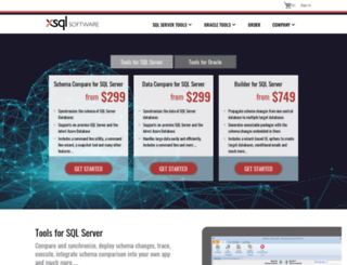 xsql.com screenshot
