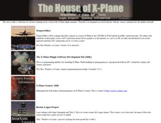 xsquawkbox.net screenshot