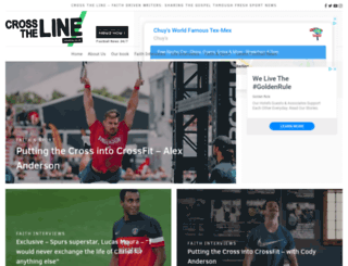 xtheline.co.uk screenshot
