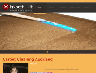 xtract-it.co.nz screenshot